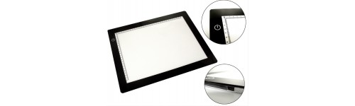 Light box pulpity led